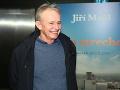 Film si prišiel pozrieť aj herec a režisér, profesor Juraj Nvota.