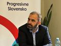 Štefunko musí členom Progresívneho Slovenska vysvetľovať svoje podnikanie: Bráni sa spájaniu so Smerom