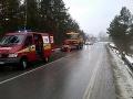 Vodička vletela pri Spišskom Hrhove pod cestárske auto a na mieste zahynula.