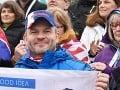 Premiér Pellegrini fandil famóznej Vlhovej: FOTO V Maribore mal po svojom boku známe tváre