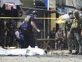 Mrazivé okolnosti samovražedného útoku na Filipínach: Atentátnici boli manželmi