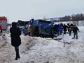 VIDEO Nehoda detského tanečného súboru v Rusku: Zahynulo najmenej sedem ľudí vrátane detí