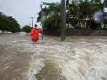 Sever Austrálie bičujú povodne