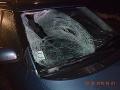 Tragická dopravná nehoda sa stala v meste Krompachy.