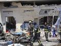 Mohutný výbuch otriasol metropolou Somálska: Vyžiadal si najmenej 11 mŕtvych