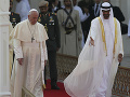 Pápež si verí: Moja cesta do Emirátov otvorila novú stránku v dialógu kresťanstva s islamom
