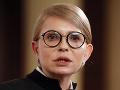 Ukrajinská expremiérka Tymošenková sa pustila do Porošenka: Obvinila ho z korupcie