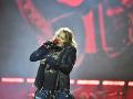 Axl Rose obnovil Guns N' Roses a zaskočil aj v AC/DC.