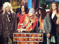 Axl Rose so svojou kapelou
