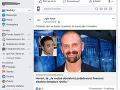 Tvár Tomáša Maštalíra zneužili na reklamu obchodovania s bitcoinmi.