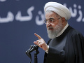Trump sa nechce stretnúť s Rúháním: Rokovania s USA vylučuje aj Irán