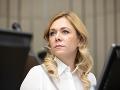 Opozícia chce na výbore počuť od Sakovej vysvetlenie k zásahu do vyšetrovania
