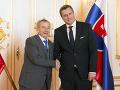 Vážme si slobodu, vyhlásil Kubera na oslavách: SNP má pre Česko hlboký význam
