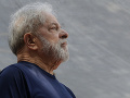 Brazílsky exprezident Lula da Silva je na slobode: Bol odsúdený za korupciu