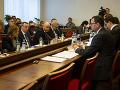 Ústavnoprávny výbor nemá zatiaľ žiaden návrh na kandidáta na sudcu ÚS