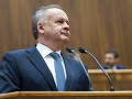 Kiska podpísal ďalšie zákony: Oznamovateľov korupcie bude chrániť nový úrad