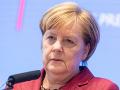 Proces odzbrojovania musí zahŕňať USA, Rusko, Európsku úniu aj Čínu, odkázala Merkelová