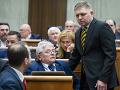 MIMORIADNY ONLINE Fico zabojuje o Ústavný súd: Výbor prax schválil, poslanci začali rokovanie