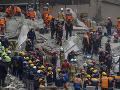 FOTO hrôzy v Istanbule: Počet obetí tragédie opäť stúpol, záchranárom sa však podaril zázrak
