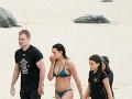 Matt Damon si užíva oddych v spoločnosti šarmantnej manželky a dcér.