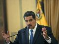 Maduro silou mocou odmieta humanitárnu pomoc: Vláda nariadila uzavretie hraníc s Kolumbiou