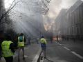 Vo Francúzsku sa opäť protestuje: Zástupcovia žltých viest rokujú v Saint-Nazaire