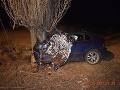 Dve dopravné nehody –