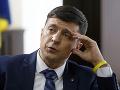 Ukrajinský prezidentský kandidát Zelenskyj: O vstupe do EÚ a NATO musia rozhodnúť ľudia