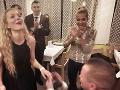 Darina fanúšička prežila zrejme svoj najkrajší deň - partner ju požiadal o ruku rovno pred jej obľúbenou speváčkou.