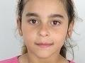 Záhadné zmiznutie Evičky (12): FOTO Polícia prosí verejnosť, do školy odišla minulý týždeň