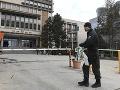 Nahlásené bomby na súdoch v Košiciach: NAKA už zadržala a obvinila podozrivých