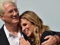 Hollywoodsky deduško Richard Gere (69) má veľkú novinu: Je z neho čerstvý otec!