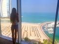 Alenina dcéra sa pochválila fotkou z luxusného dubajského hotela.