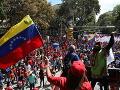 Vo Venezuele je mimoriadne napätá situácia
