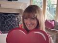 Jane Seymour popriala fanúšikom krásneho Valentína.