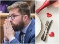 VIDEO Trpké sklamanie Poliačika: Pokazené valentínske plány, okamžité reakcie v pléne