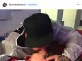 Kali sa radostnou novinou pochválil na sociálnej sieti Instagram.