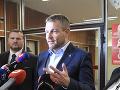 Paralyzovanie Ústavného súdu rozpútalo už aj konflikt v Smere: VIDEO Drsný útok premiéra na Fica