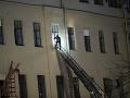 Zrútenie časti univerzitnej budovy v Petrohrade: Najhoršie obavy sa našťastie nenaplnili
