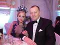 Boris Kollár so svojou dcérou Alexandrou