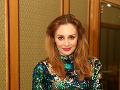 Speváčka Mária Čírová