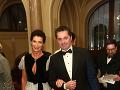 Herec Martin Dejdar s manželkou Danielou