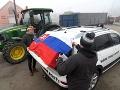 Farmári opäť protestujú
