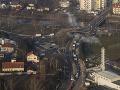 V Bratislave sa začalo dopravné peklo: FOTO Takto vyzeralo ráno v hlavnom meste
