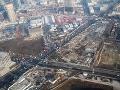 Situácia v Bratislave je zatiaľ pokojná, polícia nezaznamenala väčšie komplikácie
