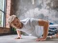 Mužom, ktorí nedokážu spraviť 10 kľukov, hrozí obrovské riziko: Radšej hneď začnite cvičiť!