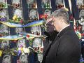 Porošenko obvinil Rusko zo snáh o zničenie ukrajinskej štátnosti