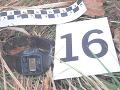 FOTO Desivý nález v tajomnom pohorí Tribeč: Našli kostru muža, stratil sa pred 17 rokmi