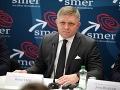 Fico po fiasku v parlamente opäť na verejnosti: Nový plán o Ústavnom súde a verejné vyznanie Dankovi