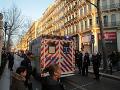 VIDEO Ďalší útok vo Francúzsku: Zločinec poranil nožom dvoch chodcov, polícia ho zastrelila